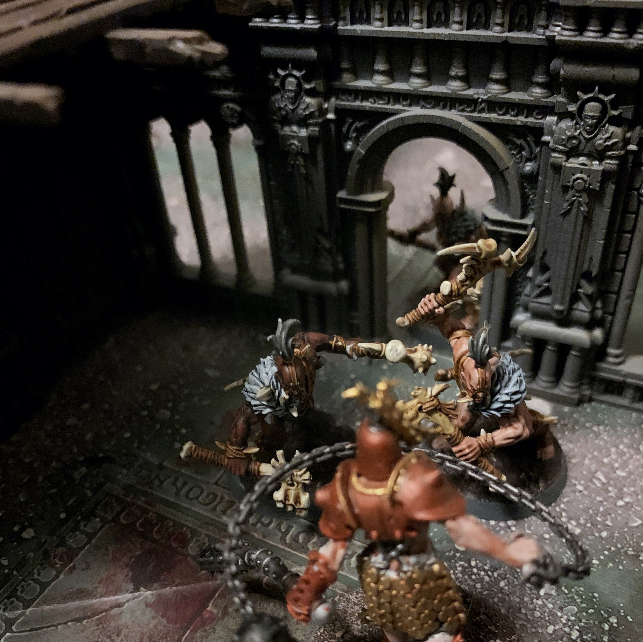 Age of Fantasy: Minis Fighting