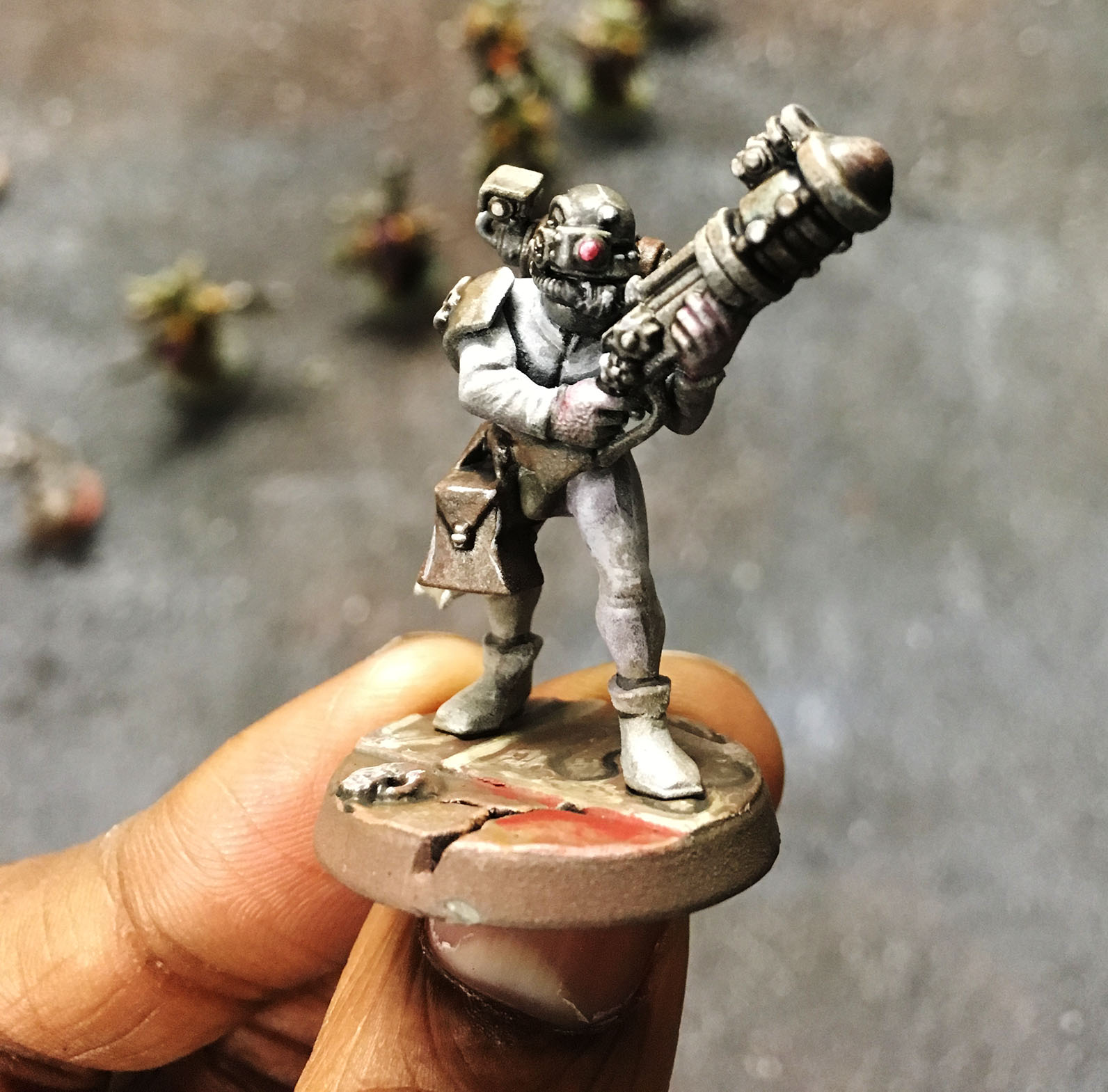 Play Report 2 Endoguard Model